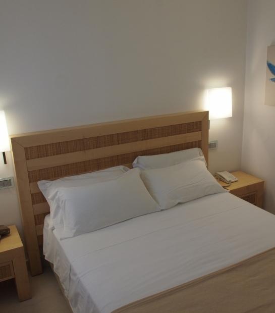 Camera da letto della Suite